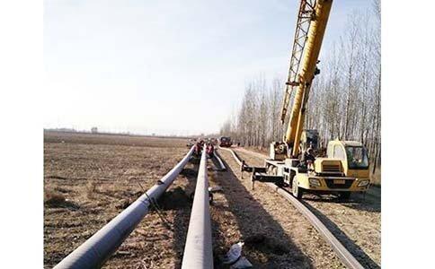 河北邯郸市351公里中压燃气管网工程