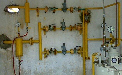 燃气工程设计中几种阀门的特点及应用