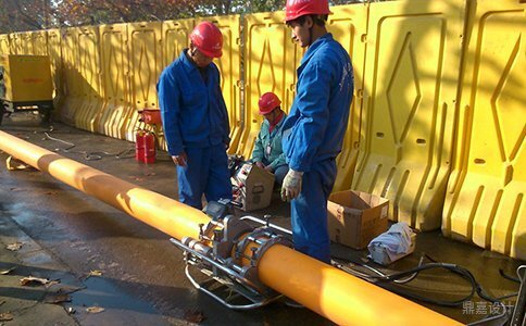 燃气设计院对钢管的防腐绝缘层的使用